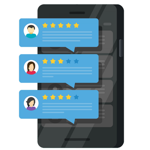 customer review request software
